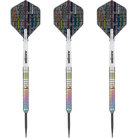 Unicorn Steel Darts Code Ian White 90% Tungsten Steeltip...