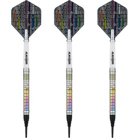 Unicorn Soft Darts Code Ian White 70% Tungsten Softtip...