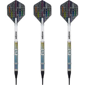 Unicorn Soft Darts Code Jeffrey de Zwaan 90% Tungsten...