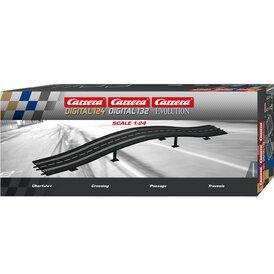 Carrera Evolution Digital 124 Digital 132 Überfahrt