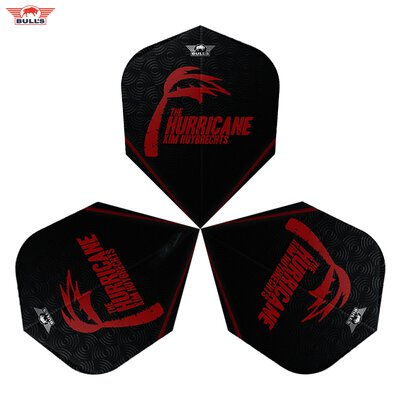 BULLS NL Powerflite P Std. Kim Huybrechts The Hurricane Flights Dartflight verschiedene Designs