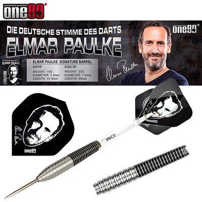 one80 Dart Flight Elmar Paulke Dartpapst Dartflight mit one80 Logo Dart Zubehör