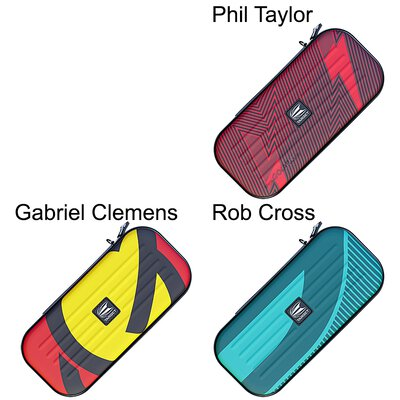 Target Takoma Pro Player-Spieler Darttasche Dartcase Dartbox Wallet Phil Taylor, Gabriel Clemens, Rob Cross