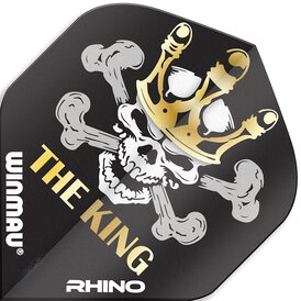Winmau Rhino Players Flight Standard Mervyn King Spieler...
