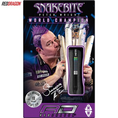 Red Dragon Soft Darts Peter Wright World Champion Diamond Edition Weltmeister Softtip Dart Softdart 20 g