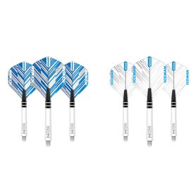 Red Dragon Player Gerwyn Price Shaft- Ionic Flights Combo...