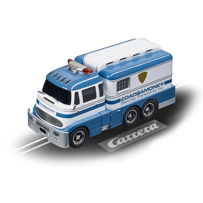 Carrera Digital 132 Auto Carrera Geldtransporter Money Transporter 30977