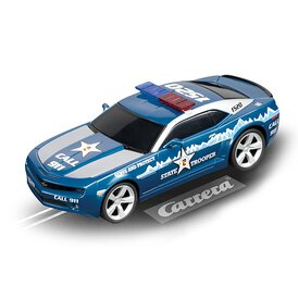 Carrera Digital 132 Auto Chevrolet Camaro State Trooper...