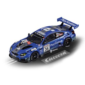 Carrera Digital 132 Auto BMW M6 GT3 Walkenhorst Nr. 34 30984