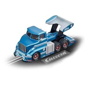 Carrera Digital 132 Auto Carrera Race Truck Nr. 6 30989