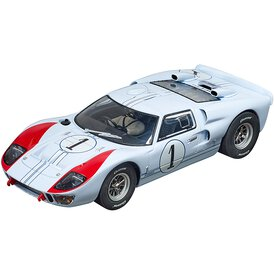Carrera Digital 124 Auto Ford GT 40 MKII Nr.1 1966 23921