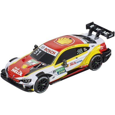 Carrera GO!!! Rennbahn Autorennbahn DTM Pure Power Set / Grundpackung 62533