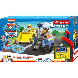 My 1. First Carrera Rennbahn Autorennbahn Paw Patrol - On...