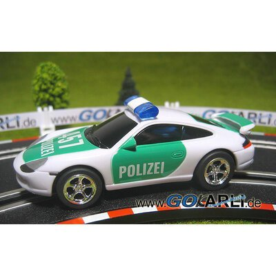 Carrera GO!!! / GO!!! Plus Spoiler GT3 Police Car