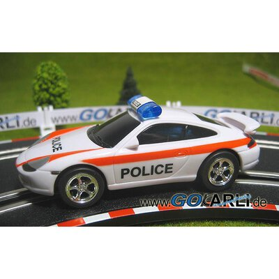 Carrera GO!!! / GO!!! Plus Porsche GT3 Swiss Police Car