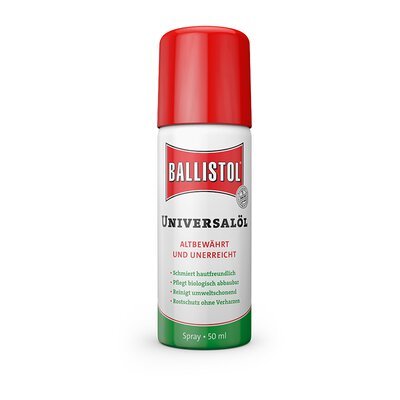 Ballistol 50 ml Spraydose Ölspray