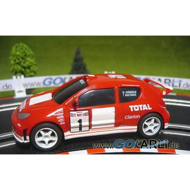 Carrera GO!!! / GO!!! Plus Peugeot 206 WRC Grönholm