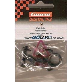 Carrera GO Ersatzteilset Citroen C4 WRC Nr.1 Red Bull 61124