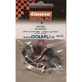 Carrera GO Ersatzteilset CarForce Cosmic Flame, Light...