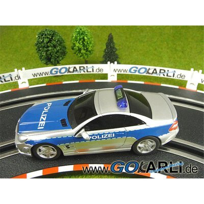 Carrera GO!!! / GO!!! Plus AMG Mercedes SL 63 Polizei