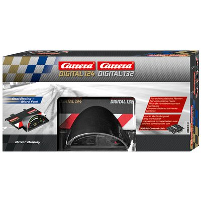 Carrera Digital 124 / 132 Driver Display 30353