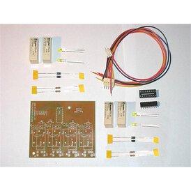 Light and Time USB Bahnstromabschaltung 4 Spur Bausatz
