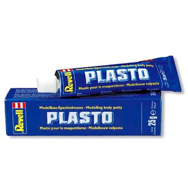 Revell Plasto Spachtelmasse 25 ml 39607