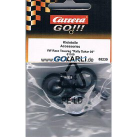 Carrera GO Ersatzteilset VW Touareg Rally Dakar 09 61169