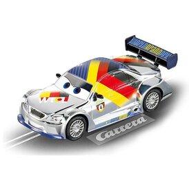Carrera GO!!! / GO!!! Plus Disney Cars Silver Max Schnell