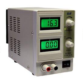 Labornetzgeraet 1502 regelbar 15 Volt / 2 Ampere Carrera...
