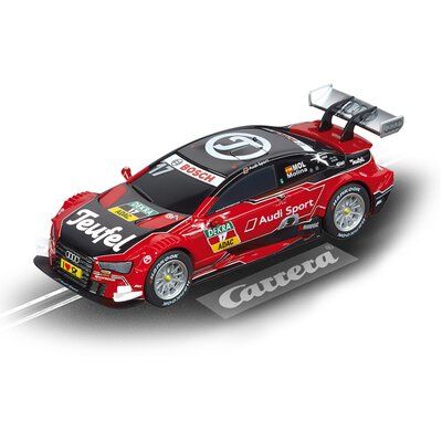 Carrera Digital 143 Audi A5 DTM Sport Team Abt M.Molina Nr.17