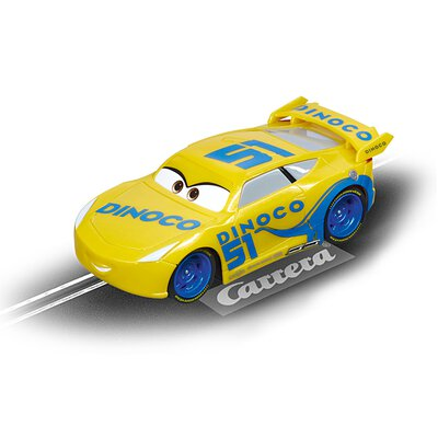 Carrera GO!!! / GO!!! Plus Disney Pixar Cars 3 Cruz Ramirez Racing