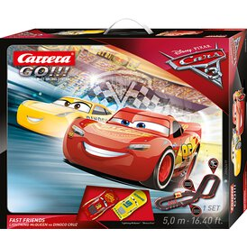 Carrera GO!!! Disney/Pixar Cars 3 Fast Friends Set /...