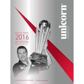unicorn Book of Darts Haupt- Katalog 2016
