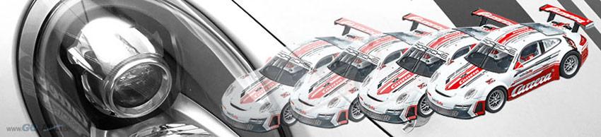 Carrera GO!!! / GO!!! Plus Porsche GT3 PZK Po