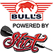 Dart Spieler Bull´s powered by Shot Darts