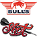 Dart Spieler Bull's powered by Shot Darts