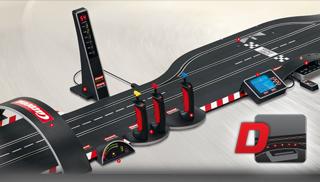 Carrera Digital 124/132 neue Zeitmessung