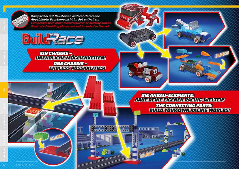 "Carrera GO!!! ""Build ´n Race"