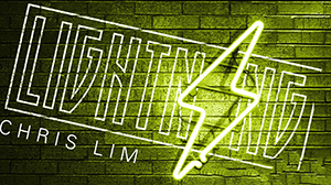 Dart Spieler Chris Lim Target