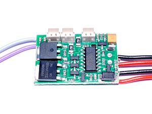 FT Slottechnik Digitaldecoder voll Kompatibel mit Carrera®
