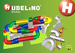 Download Hubelino Anleitung Basisbaukasten Brücken