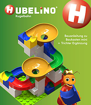 Download Hubelino Bauanleitung Baukasten Mini + Trichter Ergänzung