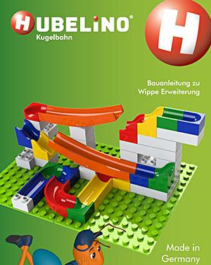 Download Hubelino Bauanleitung zu Wippe Erweiterung