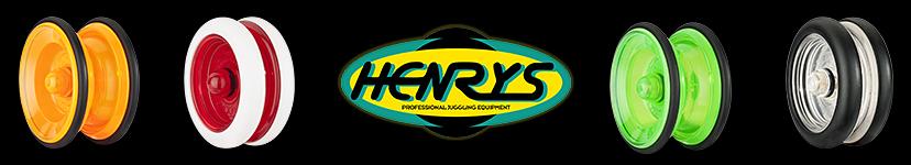 Die Firma HENRYS in Karlsruhe hat sich der Entwicklung und dem Vertrieb hochwertiger Produkte für Jongleure verschrieben!