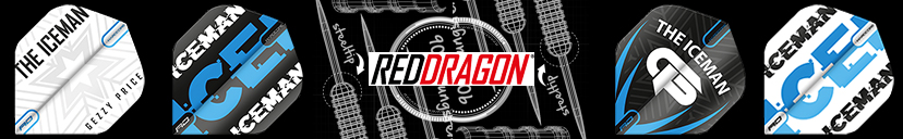 Dart Red Dragon