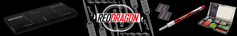 Dart Red Dragon