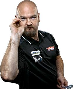 Dart Spieler Karel Sedlácek Bull´s NL