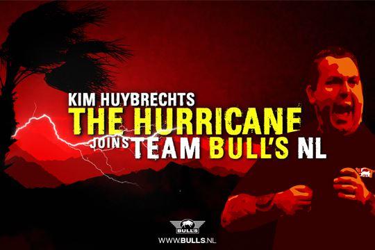 Dart Spieler Kim Huybrechts Bulls NL