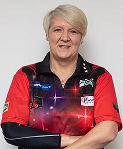 Dart Spielerin Lisa Ashton Legend Darts